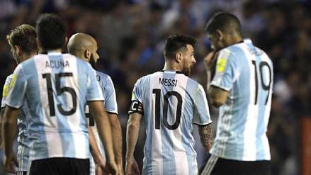 Revelan la charla de Leo Messi con sus compañeros tras la goleada ante España