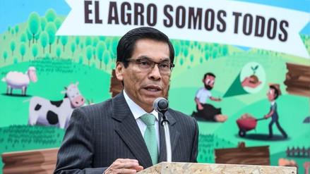 """José Hernández: """"Yo no voy a regresar al Ministerio de Agricultura"""""""
