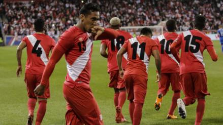 Selección Peruana en el quinto puesto de las rachas vigentes sin perder