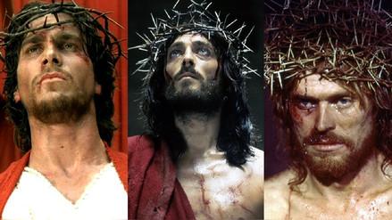 Diez actores que interpretaron a Jesús en el cine