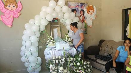 Denuncian muerte de bebé por presunta negligencia médica en Piura
