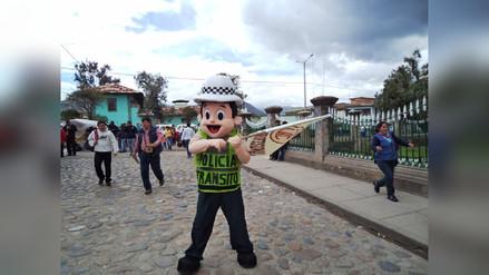 Redoblan seguridad en Cajabamba por partido entre UTC  y Universitario
