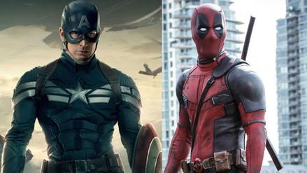 Capitán América y Deadpool se unirán por una noble causa