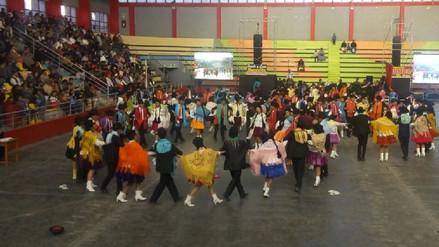 Se realizó el 36 concurso regional de Marinera y Pandilla en Juliaca