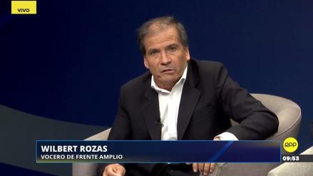 """Frente Amplio a Vizcarra: """"Nos tiene que explicar Chinchero"""""""