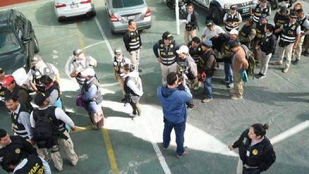 Mafia de tráfico de terrenos afectó a 387 familias