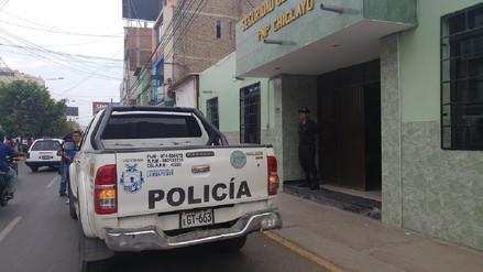 Intervienen a colombianos que amedrentaban a una de sus prestamistas