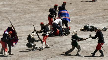 Bolivia a historiadores chilenos: Batalla de Canchas Blancas