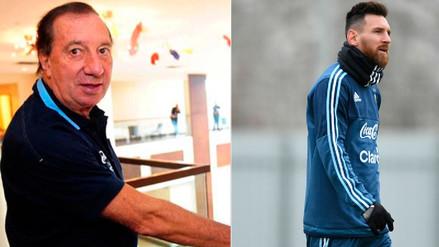 Carlos Bilardo dijo que a Messi le falta esto para llegar al nivel de Maradona y Pelé
