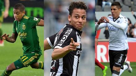 Conoce los partidos de los jugadores peruanos en el exterior para esta semana