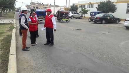 Contraloría detecta deficiencias en obras de rehabilitación de Chiclayo