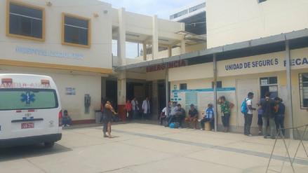 Hospital Las Mercedes requiere 8 millones de soles para mejorar equipamiento