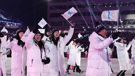 Las dos Coreas tratarán de desfilar juntas de nuevo en los Juegos de Asia