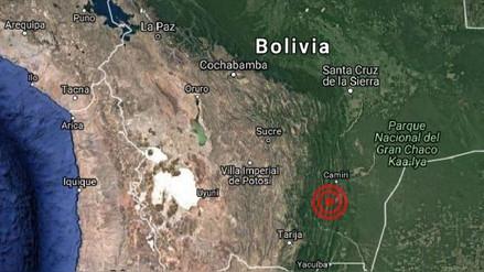Fuerte sismo se sintió en el sur del Perú