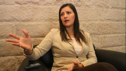 Yamila Osorio: Esperamos que se trabaje una agenda seria de descentralización