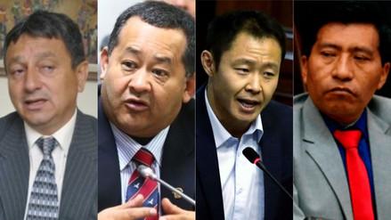 Comisión de Ética aprobó investigar a los congresistas involucrados en los 'kenjivideos'