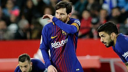 Lionel Messi dijo esto luego de que le consultaran cuándo dejará el fútbol