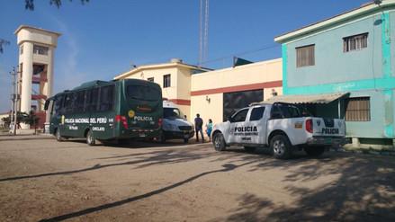 Detienen a tres mujeres por intentar ingresar chips al penal de Chiclayo