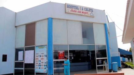 Autoridades cuestionan que se descarte construcción de nuevo hospital La Caleta