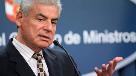 Villanueva: quisiera soñar con una agenda común del Congreso y el Ejecutivo