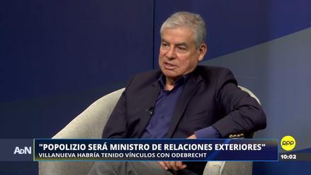 César Villanueva confirmó los nombres de ocho integrantes del Gabinete Ministerial