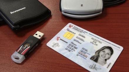 Contratos en Perú ya pueden firmarse con DNI electrónico y sin papeles