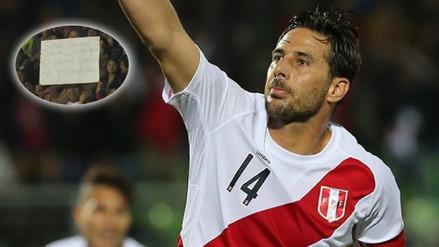 Hinchas piden a Gareca que convoque a Pizarro al Mundial