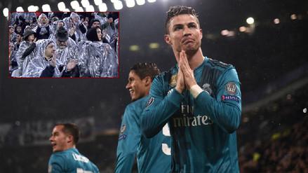 Cristiano Ronaldo se 'disculpó' con los hinchas italianos por golazo de chalaca