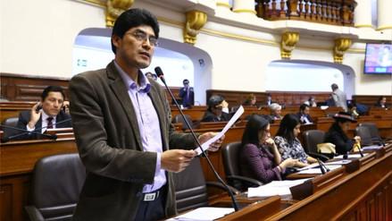 Junta de Portavoces rechazó expresiones a favor de indulto a Abimael Guzmán de congresista del Frente Amplio