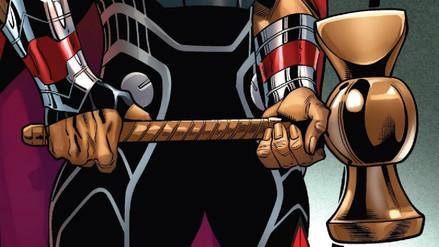 """""""Avengers Infinity War"""": Stormbreaker, la historia del nuevo martillo de Thor"""
