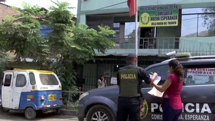 Policía detuvo a sujetos que ultrajaron a una adolescente embarazada de 15 años