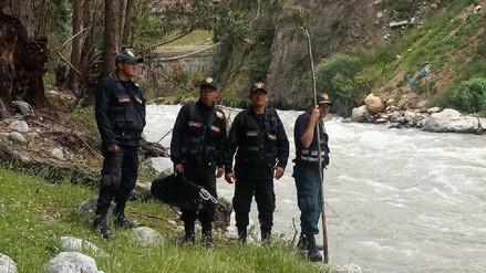 Huaraz: niña de nueve años desapareció en las aguas del río Auqui