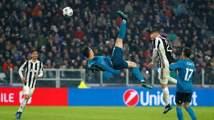 Tres detalles que hicieron más espectacular la chalaca de Cristiano Ronaldo