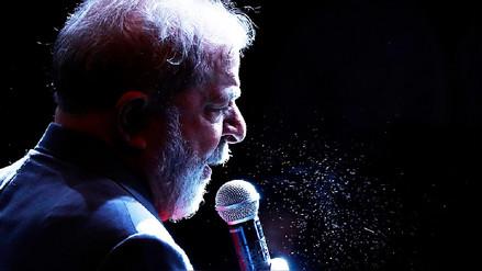 La libertad de Lula da Silva en manos de la corte suprema de Brasil