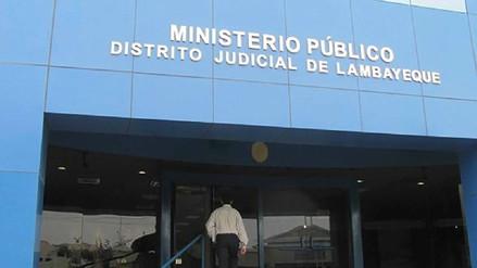 Lambayeque: quejan a 155 fiscales por inconducta funcional