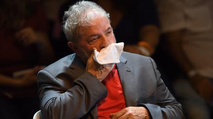 Tribunal Supremo de Brasil rechazó hábeas corpus de Lula y da luz verde a su detención