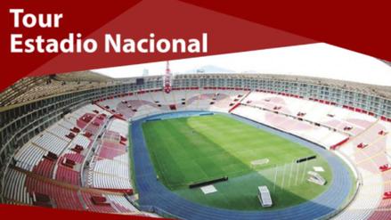 IPD brindará a los aficionados un tour gratuito por el Estadio Nacional