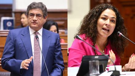 Sheput asegura que existe una alianza entre Fuerza Popular y Martín Vizcarra