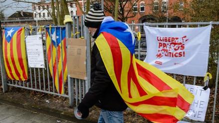 La Justicia alemana dejó libre a Puigdemont y descartó el delito de rebelión