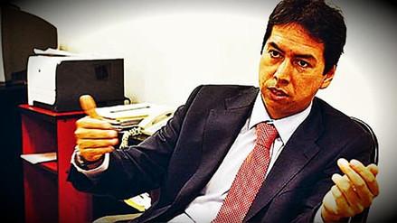 Comisión Lava Jato recibirá este viernes a José Miguel Castro