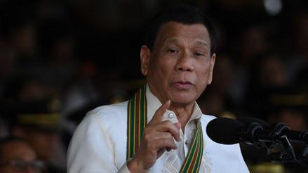 Rodrigo Duterte llamó