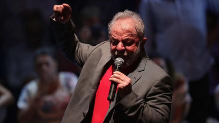 Defensa de Lula da Silva considera que orden de prisión es