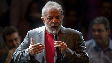 Lula dice que orden de prisión en su contra es un absurdo y una obsesión del juez Moro