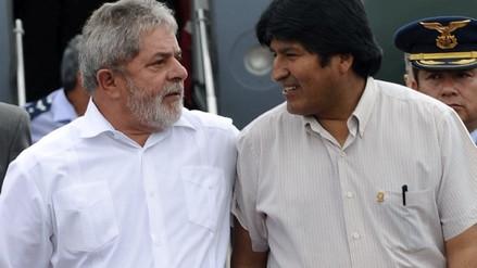 Evo Morales dice que el proceso contra Lula da Silva es solo para impedir que gobierne