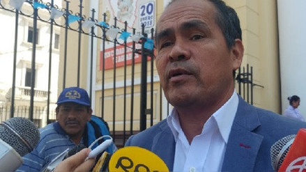 Poder Judicial absolvió a alcalde Epifanio Cubas en juicio por retardo de pago
