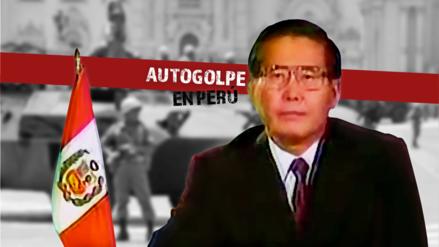Infografía | La historia del Autogolpe de Alberto Fujimori el 5 de abril de 1992