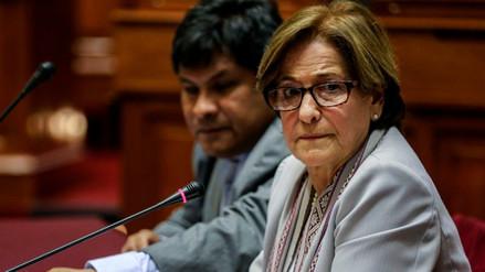 La Fiscalía allana inmueble de Susana Villarán en Playa Arica