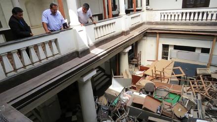 Donarán mobiliario en desuso del PJ para el colegio Labarthe