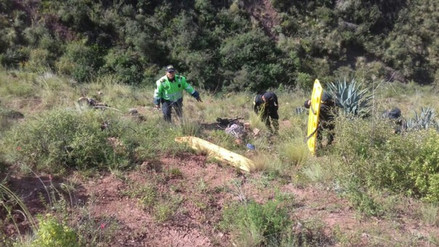 Fiscalía solicitó prisión para dueños de tirolesa por muerte de turistas en Cusco