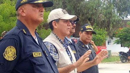 Ministro del Interior defendió ingreso de fuerzas del orden a Universidad San Marcos